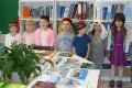 Czytanie w bibliotece europejskiej (zdj�cia)
