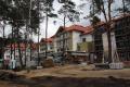 Trwa budowa luksusowego hotelu w Warcha�ach