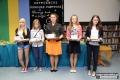Laureaci konkursu 'Pierwszy krok w poezj�' nagrodzeni (zdj�cia,wideo)