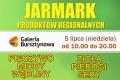 Jarmark produkt�w regionalnych w Galerii Bursztynowej