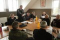 Zjazd Zwi�zku Ochotniczych Stra�y Po�arnych w Kadzidle - szkic