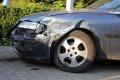 Zderzenie pojazd�w na ul. 11 Listopada (zdj�cia)