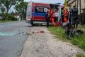 Dwa wypadki z udzia�em motocyklist�w (zdj�cia)