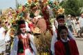 Jubileuszowe do�ynki w gminie Olszeo-Borki