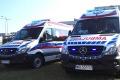 Dwa nowoczesne ambulansy b�d� ratowa� �ycie