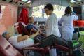 Akcja pn. 'Bursztynowa Krew' (zdj�cia)