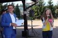 Polska poezja na dworcu w Kadzidle (zdj�cia)