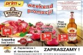 Weekend promocji w sklepach 'Prim Market' i 'Wiejska W�dzarnia'