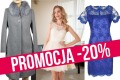 Promocja w butikach 'Fashion & Moda' - 20 proc. na wszystko