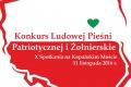 Konkurs Ludowej Pie�ni Patriotycznej i �o�nierskiej - szkic