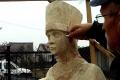 Piękna Kurpianka ozdobi centrum kultury w Lelisie