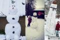 Kto pobije rekordowego bałwana z Przystani? (zdjęcia)