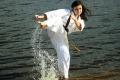 Beata Opęchowska z dużymi osiągnięciami w karate