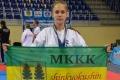 Natalia Nalewajk to duży talent karate w MKKK