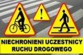 Kolejna akcja 'Niechronieni uczestnicy ruchu drogowego'