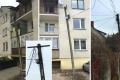 Skrzynka skarg: linia telekomunikacyjna przy ulicy Batorego nadal zniszczona