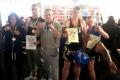 Złoto Kubika i Krejszeffa w Muay Thai (wideo)