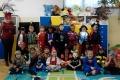 Bal karnawałowy przedszkolaków w Kadzidle - szkic
