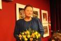 Irena Duchowska odwiedziła kadzidlańskie 'Kino za Rogiem' (zdjęcia)