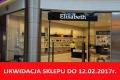 Już tylko do końca weekendu - likwidacja salonu obuwniczego 'Elisabeth' w Galerii Bursztynowej