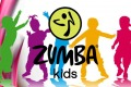 Zumba dla dzieci w centrum kultury w Lelisie - przed 28.02.