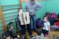 Gra na harmonii pedałowej interesuje najmłodszych (zdjęcia)