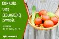 Konkurs dla młodych znawców ekologicznej żywności