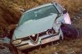 Kolejne zderzenie w Łodziskach. Młody kierowca spowodował czołówkę (zdjęcia)