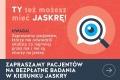 Bezpłatne badania wzroku w Ostrołęce - 18.03