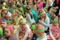Dzieci z 'ósemki' powitały wiosnę (zdjęcia, wideo) -szkic