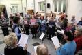 Śpiewające spotkanie w muzeum (zdjęcia) szkic