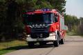 Trzykrotnie gaszono pożar trawy w Pasiekach