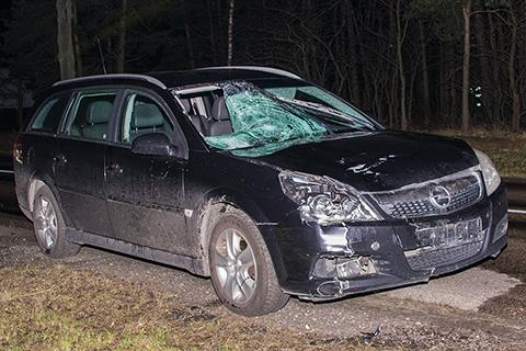 Śmiertelny wypadek w Wachu (zdjęcia)