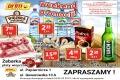 Weekend promocji w sklepach 'Prim Market' i 'Wiejska Wędzarnia'