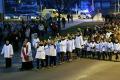 Wielki Piątek: Droga Krzyżowa w ostrołęckich parafiach - szkic