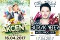 Akcent i Burak Yeter w Ibiza Zalesie (wideo)