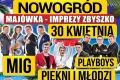 Wielka majówka w Nowogrodzie powraca (wideo)