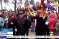 'Kurier Mazowiecki' o Niedzieli Palmowej w Łysych (wideo) - szkic