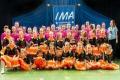 Cheerleaderki Pasji zdobyły złoto w Poddębicach