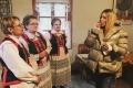 Małgorzata Rozenek kręciła program z Kurpiankami - szkic