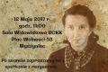 'Inka. Są sprawy ważniejsze niż śmierć' w Myszyńcu - 12.05