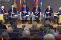 Prezydent Kotowski na konferencji w Łomży z udziałem ministra Morawieckiego (wideo)