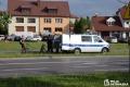 81-latka potrącona przez rowerzystę (zdjęcia)