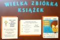 Gimnazjaliści w Łysych będą zbierać książki dla pacjentów szpitali - szkic