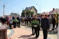 Msza święta i złożenie kwiatów na poczatek uroczystej sesji (zdjęcia) - szkic