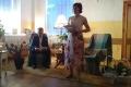 Spotkanie czytelnicze w SOS-W (zdjęcia) -szkic