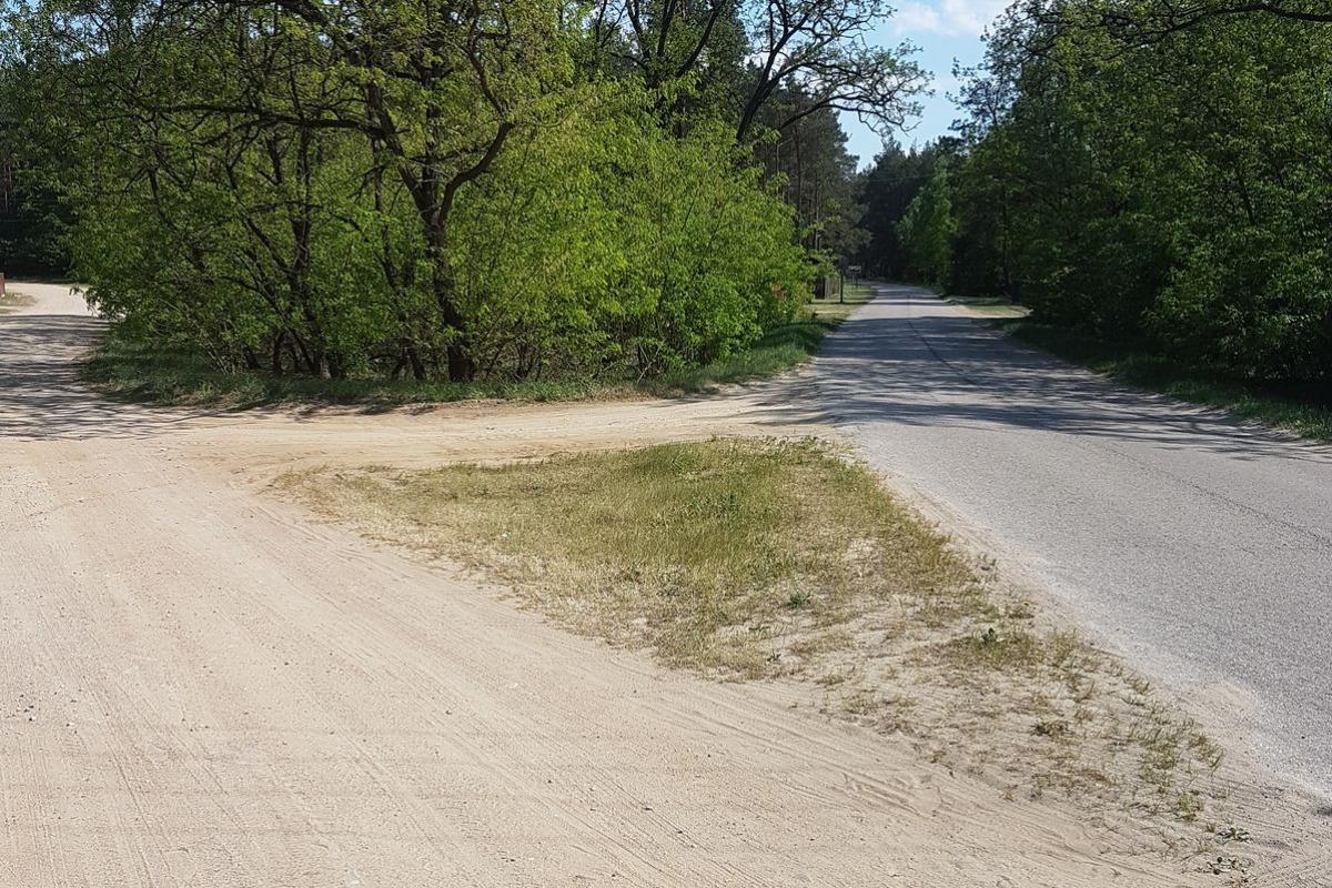 a9f59fd9d5746 Skrzynka skarg: niebezpieczna droga w Rżańcu - Moja Ostrołęka ...