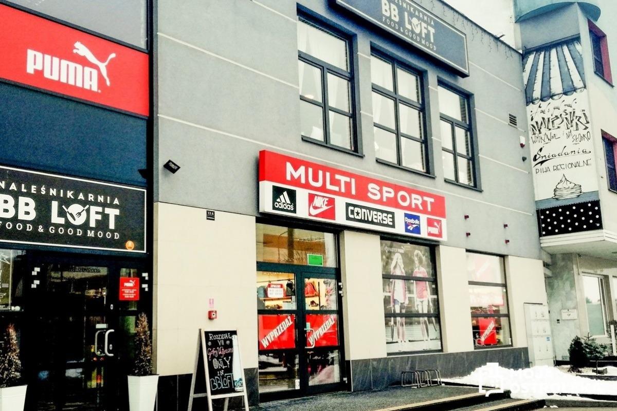 18975c2c74 ... kultowej marki Converse i rabaty do -70 proc. tylko w sklepie Multi  Sport w Ostrołęce. Oprócz tego totalna wyprzedaż kolekcji jesień-zima