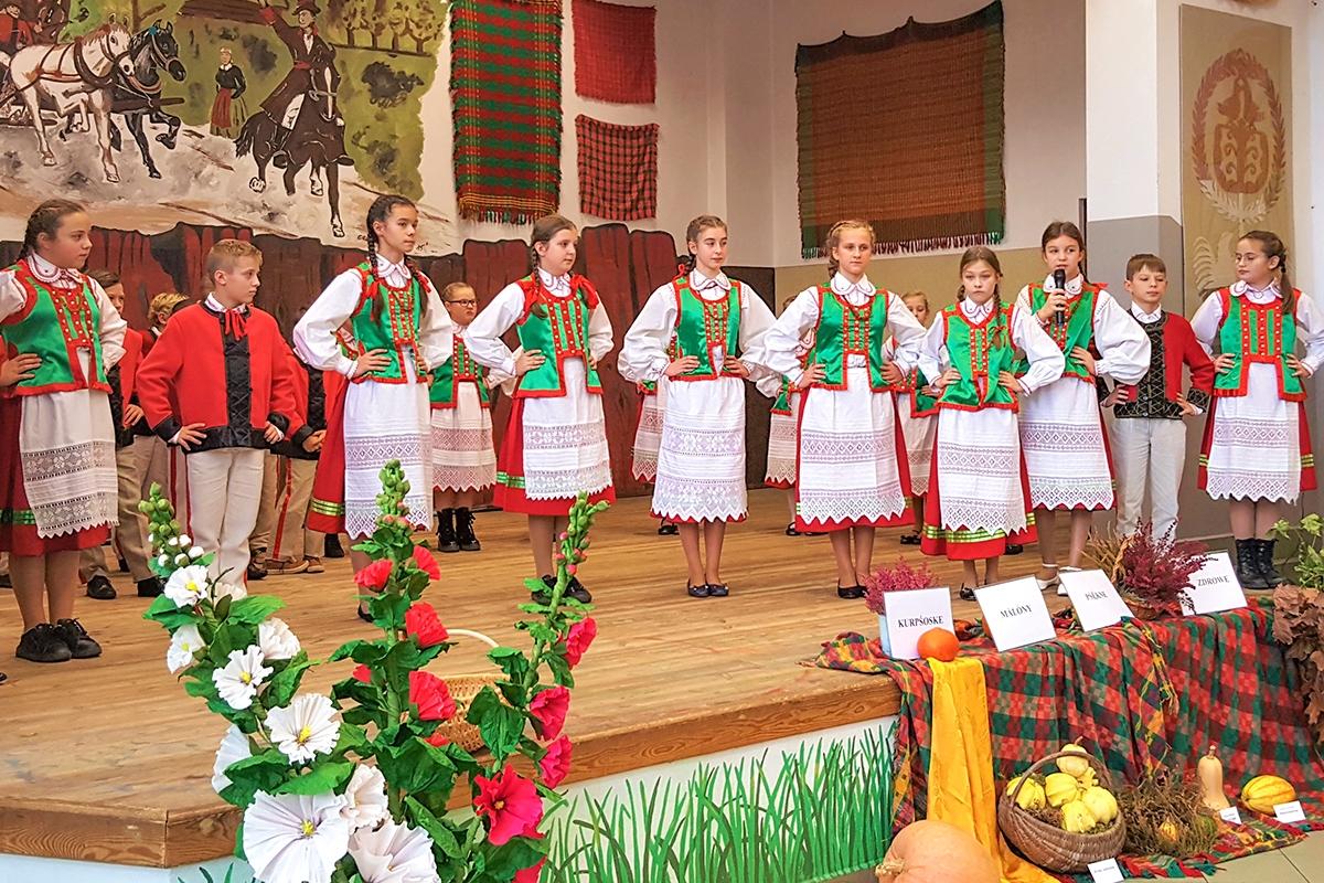 Barwny Festiwal Dyni W Kadzidle Zdjęcia Moja Ostrołęka