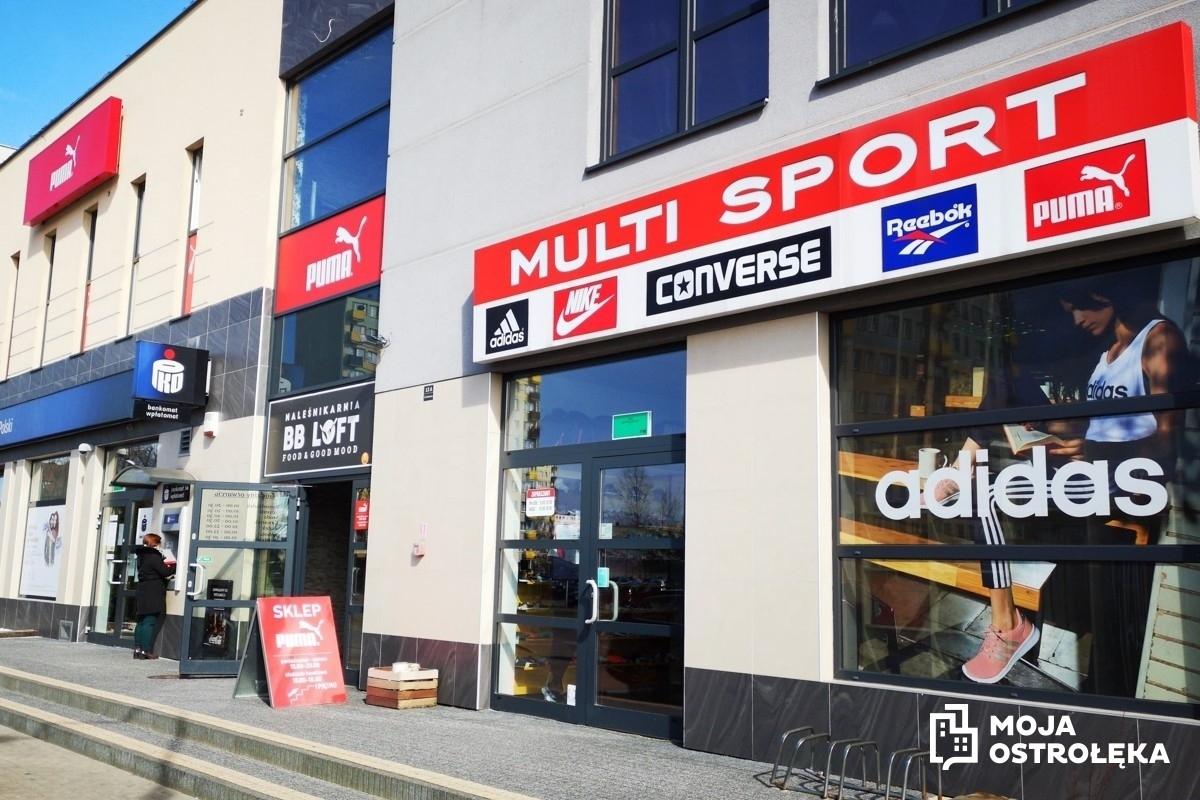Multi Sport zaprasza na zakupy online (zdjęcia) Moja Ostrołęka